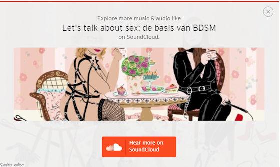 Deze uitzending praat Desiree met Tess over BDSM. Na een trio is dat de meest voorkomende seksfantasie die mensen hebben.Tess doet zelf aan BDSM en is een van de makers van de podcast 'Meet the kinksters' waarin zij met andere BDSM'ers over dit onderwerp praat.