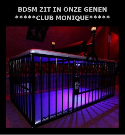 NEDERLAND/BELGIE - Door alle lockdown ellende zou je haast vergeten zijn hoe het uitgaan in de BDSM scene was. Gelukkig begint alles weer langzaam maar zeker los te gaan. Wel is het handig om tijdig te reserveren want vaak zijn er nog beperkingen qua hoeveelheid personen.