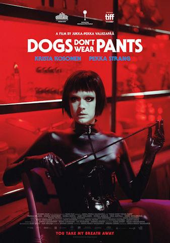 Doorgaans kenmerken Finse films zich niet door hun alternatief exhibitionisme en dus kwam deze Dogs Don't Wear Pants (2019) een beetje als een verrassing, alsook voor de Finse filmcommissie die niet meteen klaar stond om deze productie te ondersteunen. Maar gelukkig kwam er alsnog een financiering voor deze BDSM film, een genre dat steeds meer binnendringt in het mainstream circuit. De film werd geregisseerd en geschreven door J.-P. Valkeapää.